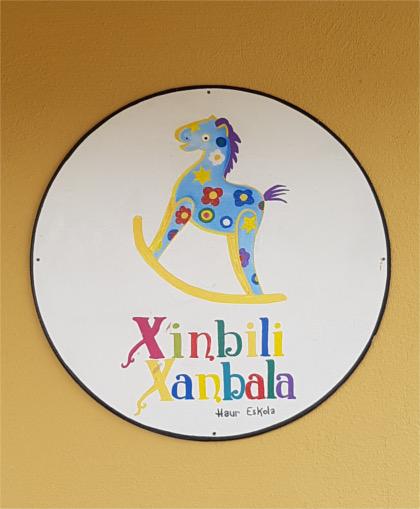 Xinbili Xanbala logo